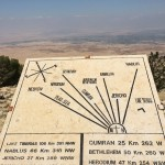 View Of Israel From Mt. Nebo