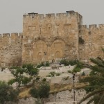 The Eastern Gates through which the Messiah will enter Jerusalem when He returns!