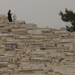 Jewish cemetery on the Mt. of Olives