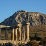 Temple of Apollo with Aphrodite Temple above