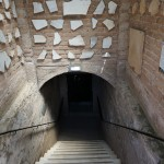 Entrance into the Catacombs
