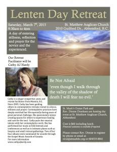 2015 Lenten Day Retreat