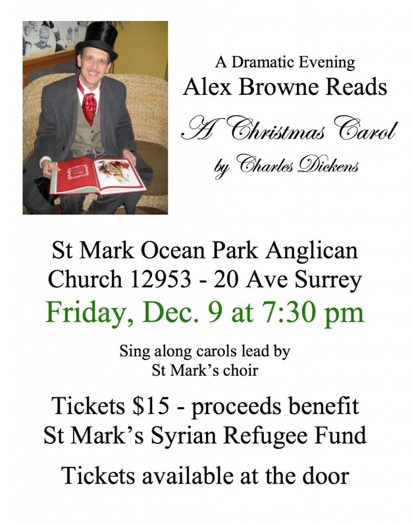 alex-browne-a-christmas-carol-poster
